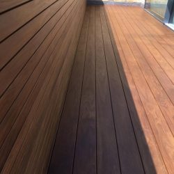 Kebony Magnet Timber decking after wood oil