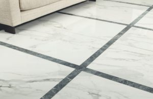 Anima marble effect porcelain tiles